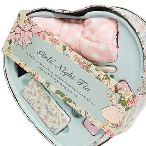 The Vintage Cosmetic Company Girls' Night Tin NEW